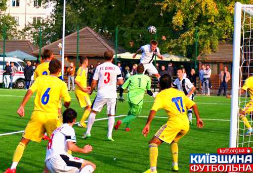 Вищолігові перегони на Київщині