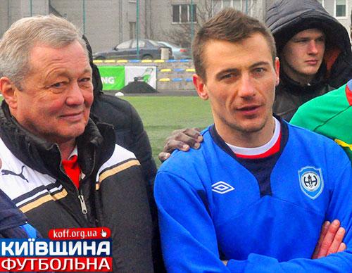 Омельянов головним у ФК «Обухів»